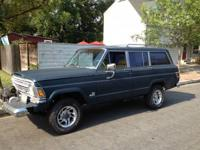 71 jeep wagoner buick 350 .30 over 28k on motor
