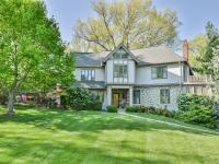 This 1930's classic Tudor is just steps from Cherokee