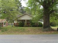 TWO FOR ONE! 3BR/1BA, hardwood floors, living room,