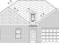 Barker plan - Wide open living areas! All brick, low
