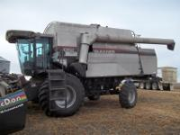 Fore/Aft, auto header height, Grain loss monitor,