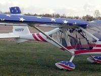 Gorgeous Light Sport Aircraft with very docile handling