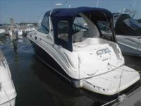 2006 Sea Ray 280 SUNDANCER **BROKERAGE LISTING**
