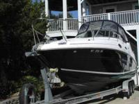 2007 Sea Ray 280 SUNDANCER This 280 Sea Ray Sundancer
