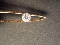 I am selling my.72 ct. round loosened diamond. The