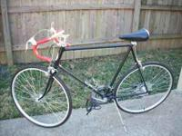 Chicago made 10 speed completely restored. Frame sanded