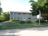 For rent is a very large 3BR, 2BA apartment on the east