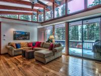 Enjoy Spacious Mountain Living in this Artfully