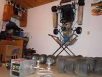 READY TO GO RACING JUST NEEDS MOTOR REBUILT -2004 BRM