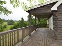 Sit on your wrap around deck & enjoy all that nature