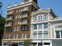 The Wareham, a historic hotel that has actually been