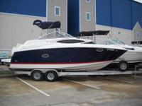 2009 Regal 2560 Very clean low hour SportCruiser with