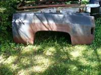 have 3 left side bed sides for a short box 73-87 chevy