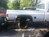 nice 8 foot chevy pickup body please call  won't be