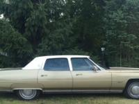 Classic Caddy in Great Shape only 56,000 miles needs