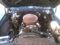 Blue 73 Chevy Nova. Clean title. Ive currently put a