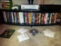 73 dvds for sale, great title, all for only a hundred
