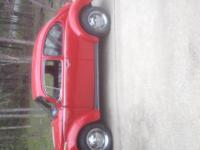 I have for sale a 73 Volskwagen Bug the engine has been