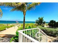 SPECTACULAR OCEANFRONT CONDO OFFERS 2 BEDROOMS 2.5