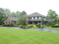 Magnificent custom built residence, set on 5 acres of