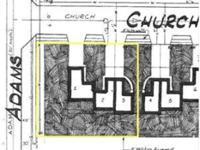 Three building lots. 733 Church Rd, Lot 3 - 29.74 x