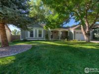 Ideally located and beautifully renovated ranch style