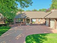 Fabulous sprawling all brick ranch with great curb