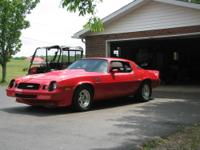 74' LT Z28 camaro 350-30 over, double hump heads,