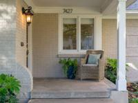 This wonderful ONE-STORY home in HPISD provides a