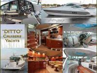 2010 Cruisers Yachts 520 SPORT COUPE Ditto is an