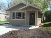 Brand new 2 bedroom home located in Brainerd - very