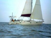 1988 BENETEAU 430 SAILBOAT $75,000 WINGS WAS PURCHASED