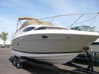 .2008 Regal 2565 Window Express Cabin Cruiser......