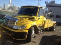 2008 International 4300 Tow Truck, Wrecker,
