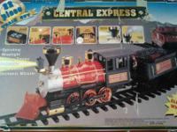 I have a 1997 22 piece express train set. It make all