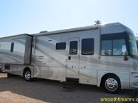 Luxury 2007 Winnebago Adventurer 35L Class A Motorhome.