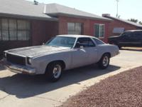 have a 75 chevy chevelle / malibu 350 motor automatic