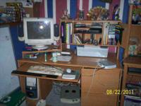 compaq intel pentium processor monitor that has the