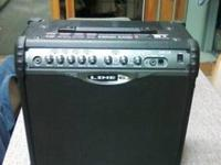 Line 6 Spider 2 guitar amplifier. 30 watts. 1 x 12""