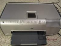 HP 8250 Photosmart Printer in FANTASTIC condition! VERY