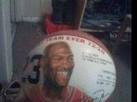I HAVE FOR SALE A WILSON BEST TEAM EVER MICHAEL JORDAN