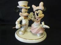This is a listing for a very nice Lenox / Disney Mickey