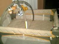 I have a Chicco Safari Play Yard for sale my son used