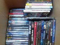 75 working DVDs and a few extra $60