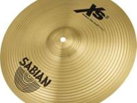 "SABIAN XS20 MEDIUM THIN 16"" CRASH CYMBAL This is a"
