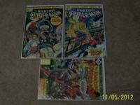 I'M SELLING ALL 3 for $75 (1)--AMAZING SPIDERMAN#131 IS
