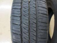 Two pre-owned tires 185/60 15. ELDORADO LEGEND. In good