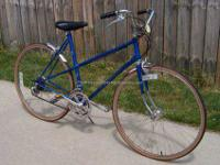 Woman?s 27? 10 Speed Road Bicycle. Re-Cycled. Tuned-Up,