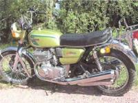 i have a 1973 suz RARE to find in org shape. gt550 ,