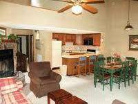 2 BR 2 BA full rental property with full cooking area.